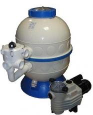 Фильтровальная установка 14,5 м3/ч Kripsol Granada (GLO606-100)
