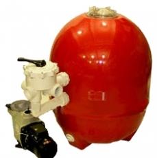 Фильтровальная установка 22 м3/ч Kripsol Balear (BL760)