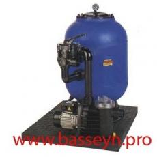 Фильтровальная установка 32 м3/ч Behncke Cristall (D 900)