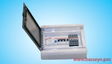 Блок управления фильтровальной установкой М380-05 Т