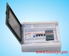 Блок управления фильтровальной установкой М380-05 Т2