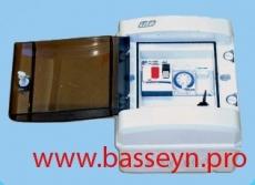 Блок управления фильтровальной установкой М220-02 Т