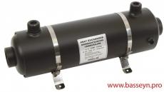 Теплообменник ( 28 кВт) (гориз.) Pahlen HI-FLO 28