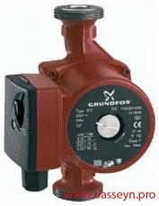Циркуляционный насос 1'' Grundfos UPS - 25/40 180