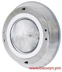 Прожектор накладной из нерж. стали (2х75Вт/12В) (плитка)  Pahlen (122600) (комп.)