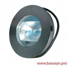 Прожектор из нерж. стали (2х75Вт/12В) (плитка) Emaux ULH-200 (Opus)