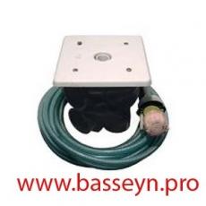 Форсунка искусственного течения (универ.) с регулятором доступа воздуха и шлангом забора воздуха Badu 230.800.0000