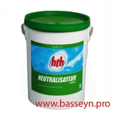 HTH Нейтрализатор хлора 10 кг.