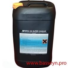 PROPOOL OXI (КИСЛОРОД c альгицидом )  ЖИДКИЙ 25 кг.