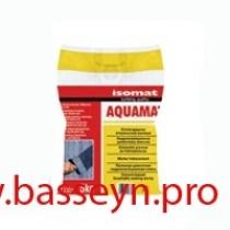 AQUAMAT Жесткая полимерцементная обмазочная гидроизоляция  5кг