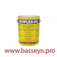ISOFLEX-PU Полиуретановая жидкая гидроизоляционная мембрана 6кг.