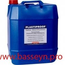 PLASTIPROOF Пластификатор бетона типа А Добавка - гидроизолятор бетона 20кг.