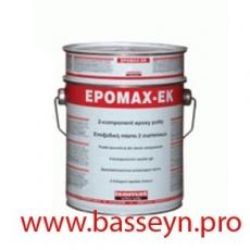 EPOMAX-EK Двухкомпонентная эпоксидная шпаклевка 4 кг.