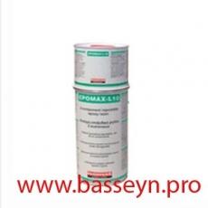 EPOMAX-L10 Двухкомпонентный эпоксидный состав для склеивания трещин шириной 0,5-3,0 мм 1кг.