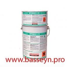 EPOMAX-L10 Двухкомпонентный эпоксидный состав для склеивания трещин шириной 0,5-3,0 мм 3кг.