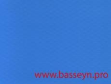 """Пленка ПВХ """"SBG"""" 150 """"Adriatic blue"""" темно-голубая  25х1,65м."""