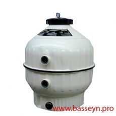 Фильтр песочный  Astral Cantabric D400 без бокового вентиля 6 м3/ч