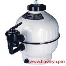 Фильтр песочный Astral Cantabric D900 с боковым вентилем 30 м3/ч