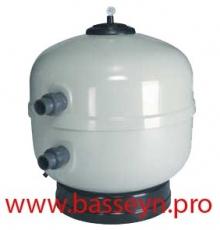Фильтр песочный  Astral Aster 350 (5 м3/ч) без бокового вентиля
