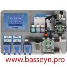 Дозирующая система WATERFRIEND  MRD-3 (2 насоса)