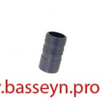 Штуцер клеевое соединение 20/16x20 мм