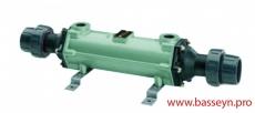 Теплообменник 40 кВт Bowman, трубки из нерж. стали