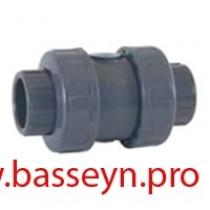 Обратный клапан пружинный 40 мм