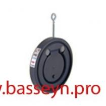 Обратный клапан мембранный 125 мм
