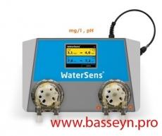Станция дозирования WaterSens Dos (кислород, pH)