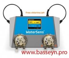 Станция дозирования WaterSens FREE Cl (свободный хлор, pH)