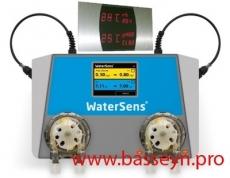 Станция дозирования WaterSens Redox + info ( хлор, pH)