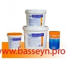 Лонгафор (таблетированный препарат) 1 кг