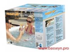 Надувной гидромассажный SPA бассейн Prompt set Deluxe