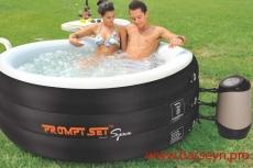 Надувной гидромассажный SPA бассейн Prompt set classic spa