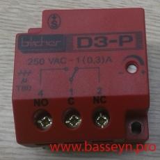 Импульсный преобразователь пневмосигнала D3P-K090