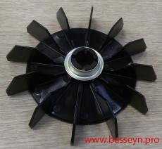 Вентилятор двигателя насосов NEW BCC и NIAGARA 1.5 и 2,2 кВт