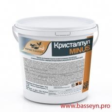 Кристалпул pH - (пиаш минус) 1кг.