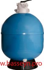 """Фильтр Fiberpool VASO ZVT5201 1 1/2"""" с верхним подключением"""