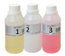 Комплект буферных растворов pH 4.00 и pH 7.00 по 50мл. арт. 9900102005