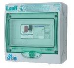 Блок пневмопуска ССEI, универсальный до 4 кВт, без авт. выкл. (LKNCC/SD)