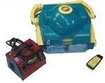 Робот пылесос для бассейна FLAMINGO RC SMART, автоматический